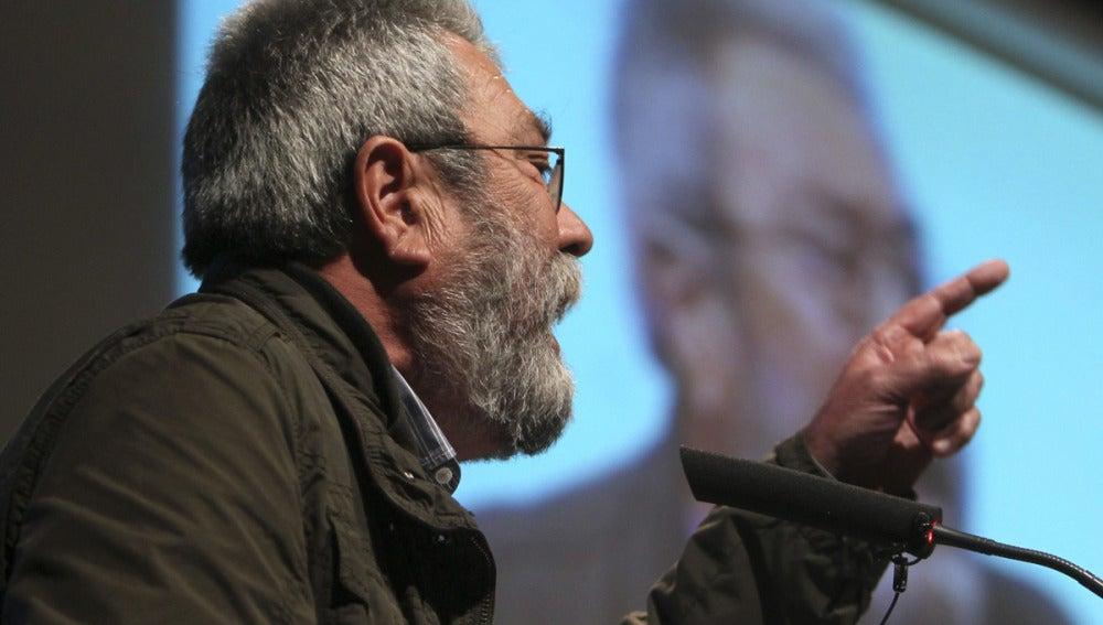 Cándido Méndez, secretario general de UGT