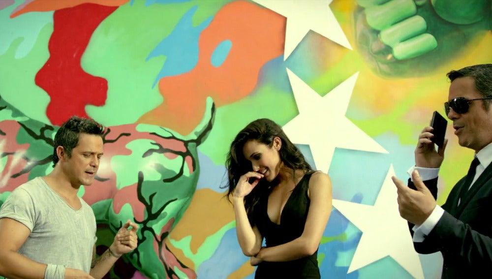Alejandro Sanz en su nuevo videoclip