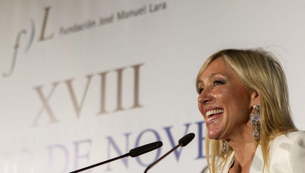 Marta Robels gana el Premio Fernando Lara