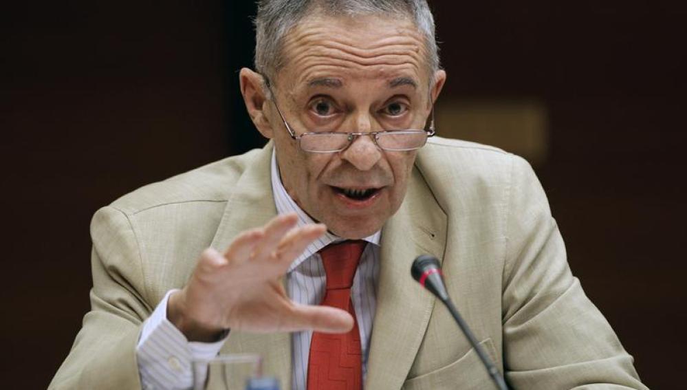 El expresidente de la Comisión Nacional de Valores (CNMV), Julio Segura