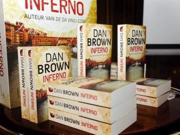 Ya a la venta el nuevo libro de Dan Brown.