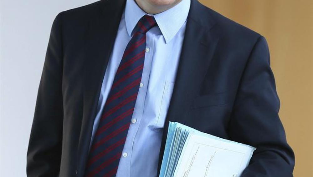 Olli Rehn, comisario de Asuntos Económicos de la UE