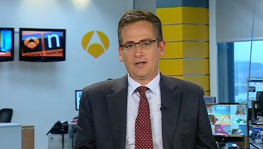 Antonio Basagoiti, en Espejo Público