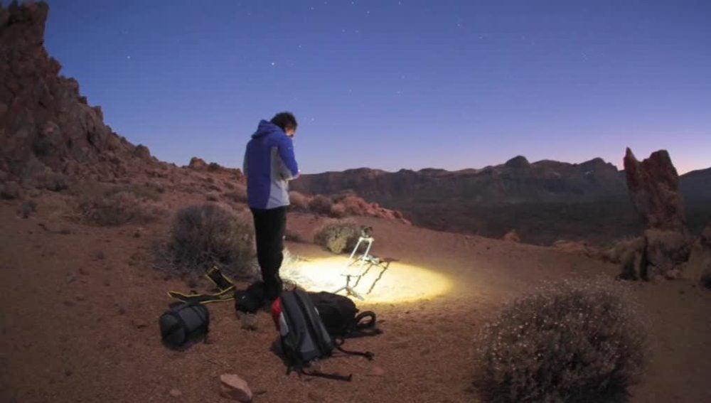 Daniel López, astrofotógrafo