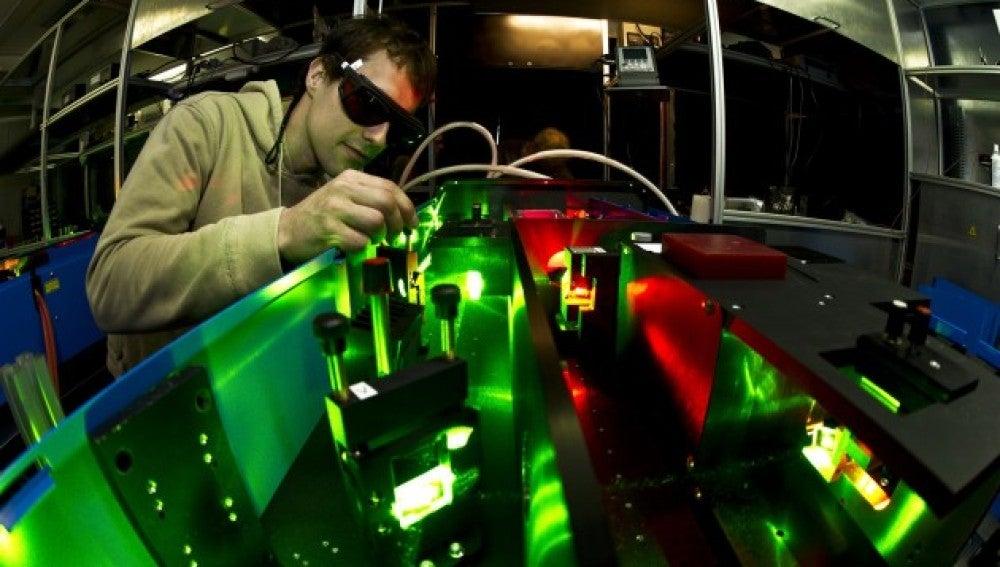 Investigación en el CERN