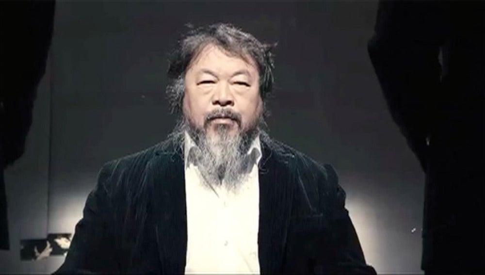 Ai Weiwei en Dumbass
