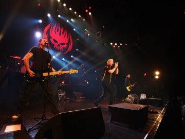 The Offspring, en directo