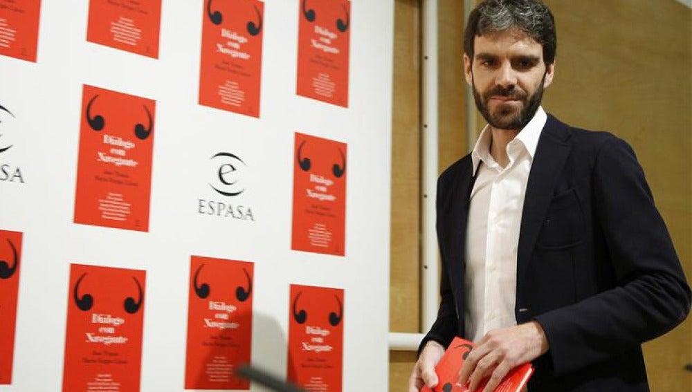 José Tomás presenta 'Diálogo con Navegante'