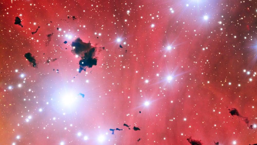 Guardería de estrellas IC 2944