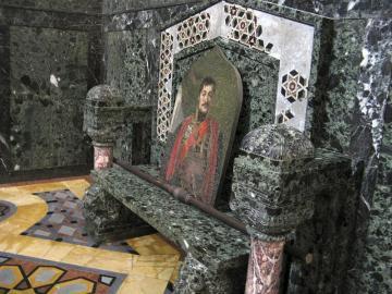 Entierro de Pedro II, el último rey de Yugoslavia