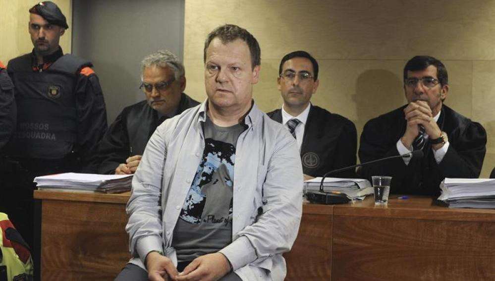 Joan Vila, el celador del geriátrico La Caritat de Olot acusado de la muerte de 11 ancianos