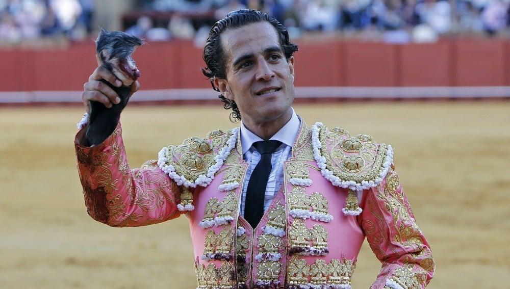 El torero Iván Fandiño