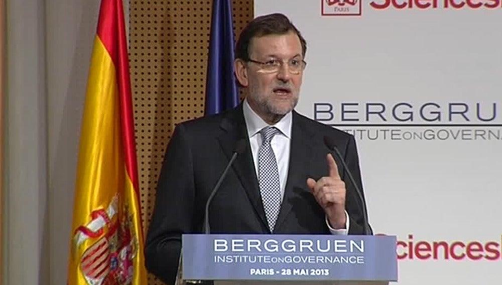 Rajoy, en el foro sobre el futuro de Europa