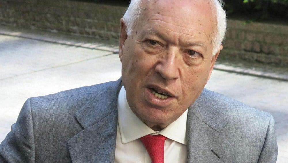 García Margallo, ministro de Asuntos Exteriores