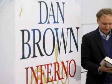Dan Brown presenta en Madrid su último libro 'Inferno'