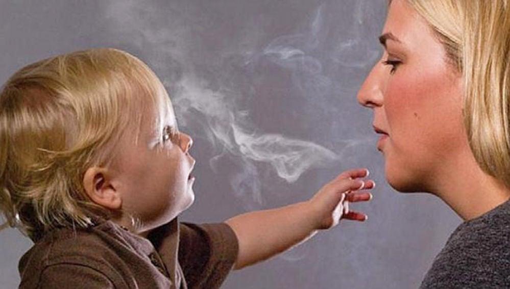 Los niños, los más vulnerables ante el humo del tabaco