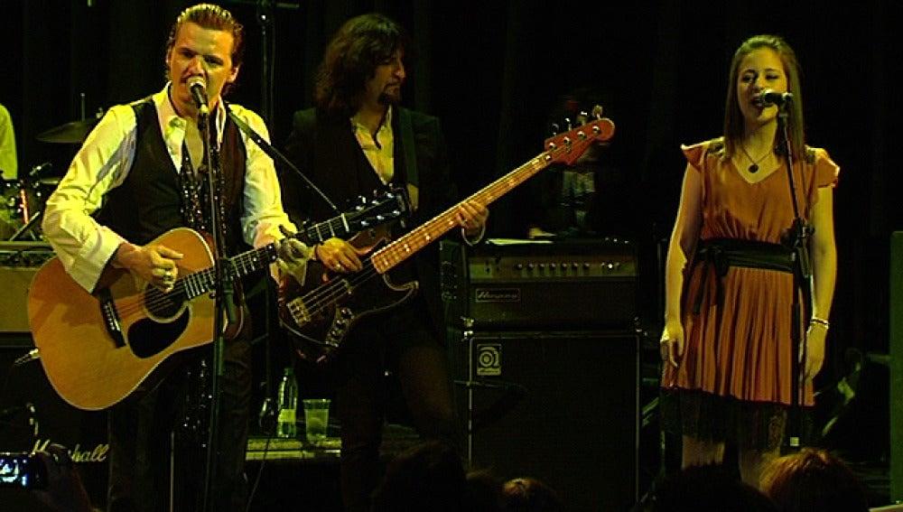 Coque Malla, en concierto