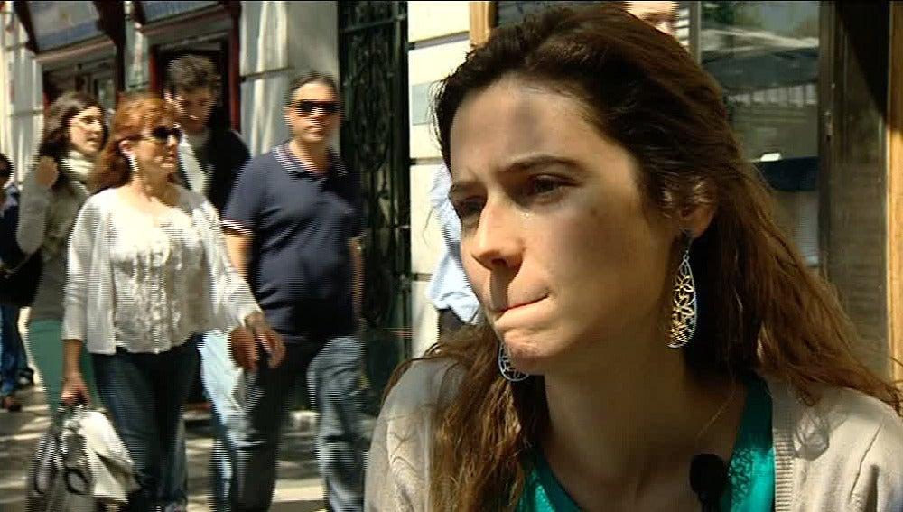 Jimena Buñuelos, joven que ha superado un cáncer
