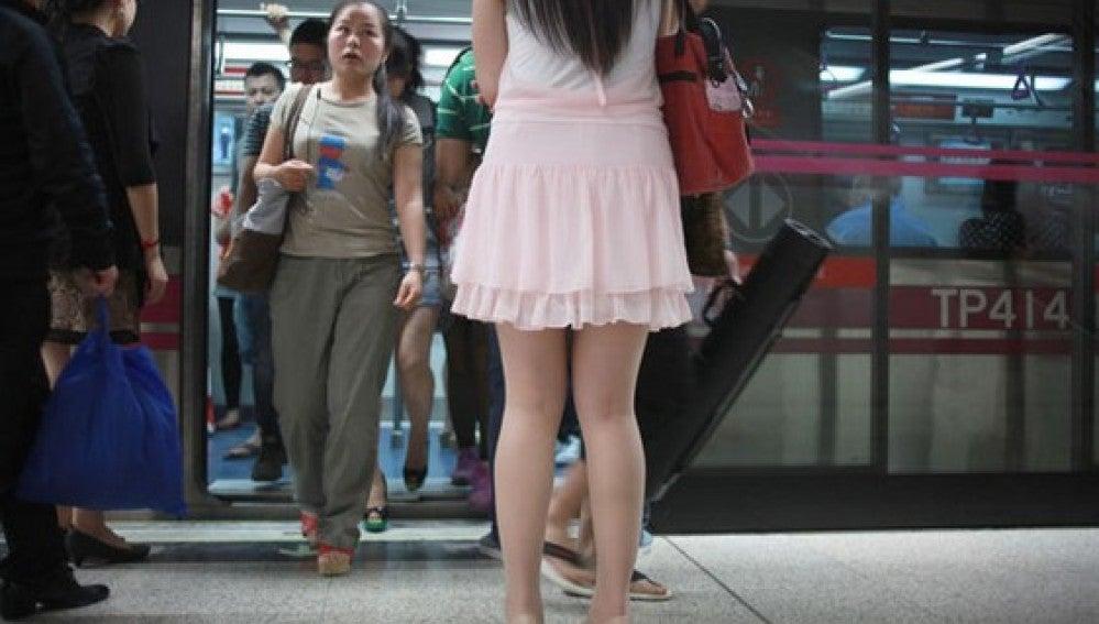 Transporte público de China