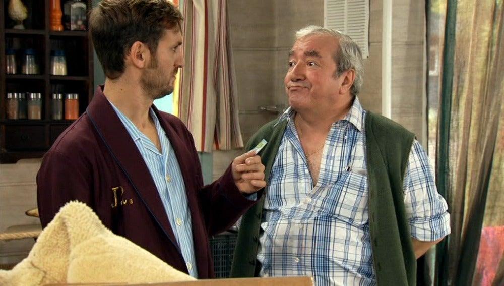 Paulino se va a vivir con Jorge
