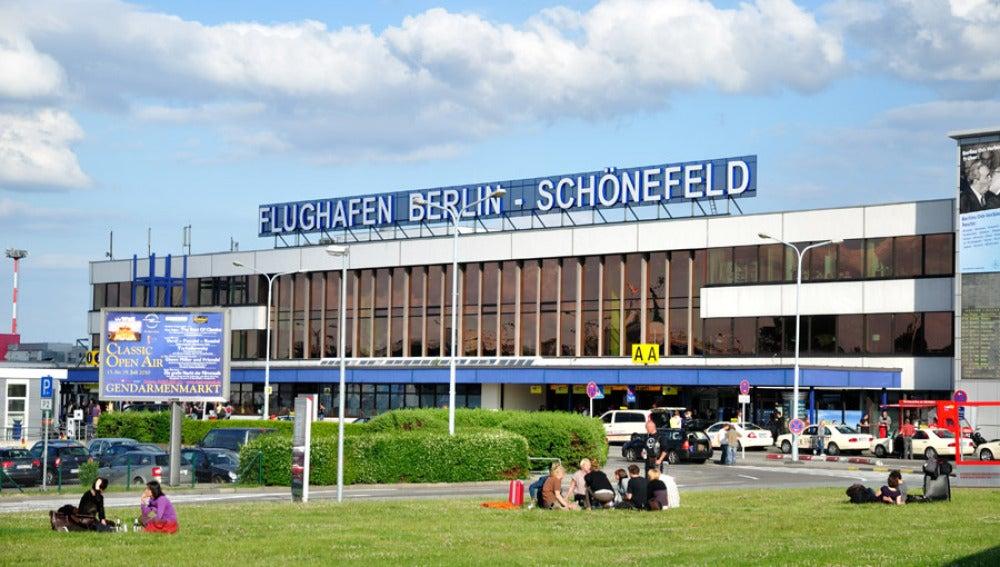 Aeropuerto de Berlin-Schönefeld