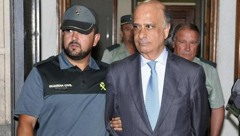 El dueño de la aseguradora Uniter, José González Mata