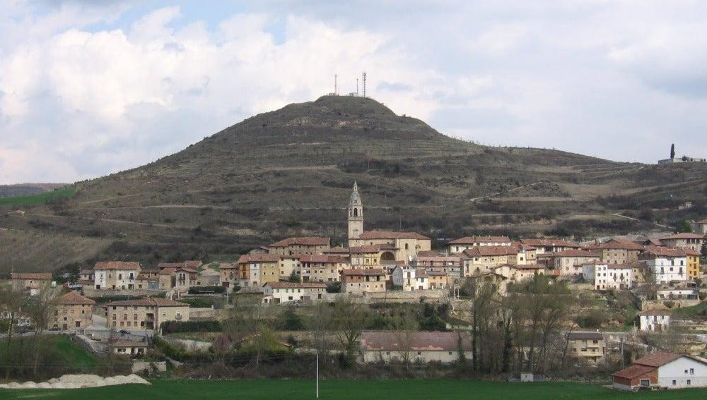 Condado de Treviño, en Burgos