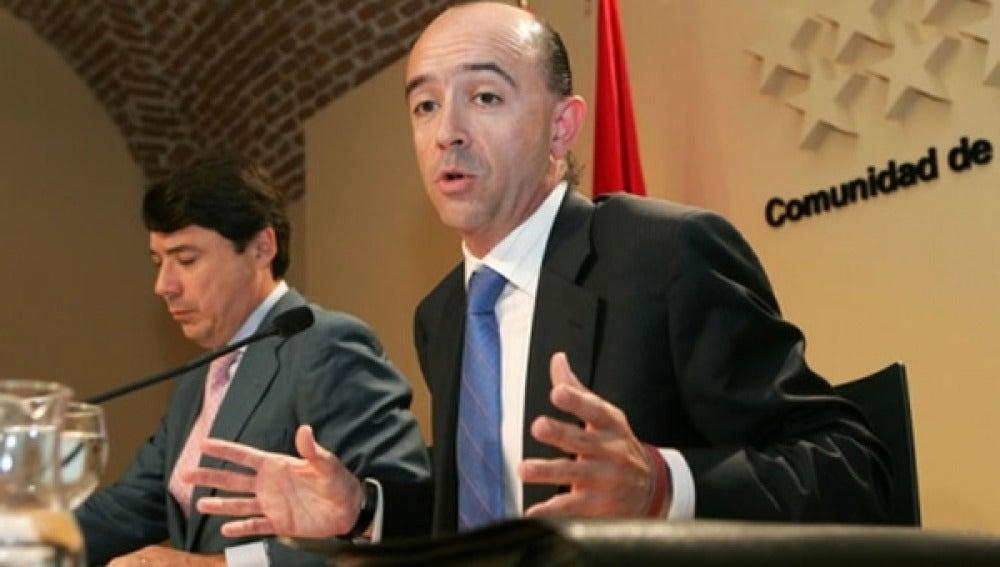 El ex consejero de Sanidad Manuel Lamela.
