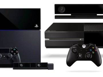 PS4 frente a Xbox One