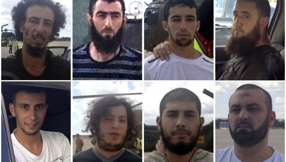 Ocho detenidos en Ceuta que reclutaban yihadistas