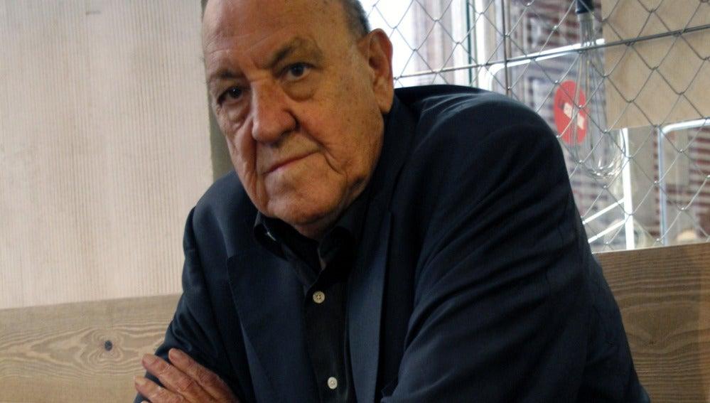 El escritor y dramaturgo Javier Tomeo