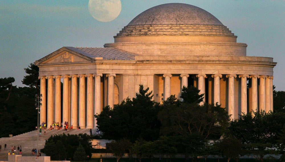 Sobre el 'Jefferson Memorial'