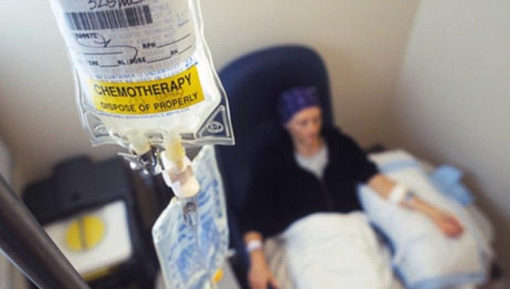 Tratamiento con quimioterapia