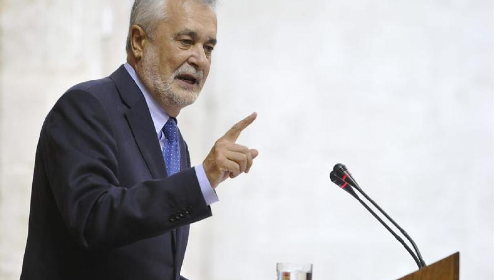 """José Antonio Griñán apela a la """"colaboración leal"""" de PSOE andaluz"""