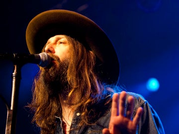 The Black Crowes, en directo