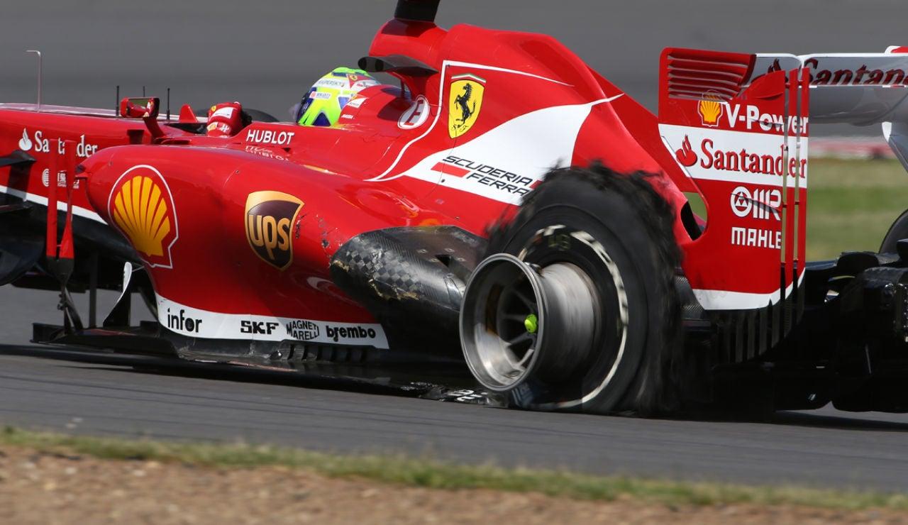 Massa, sin neumático