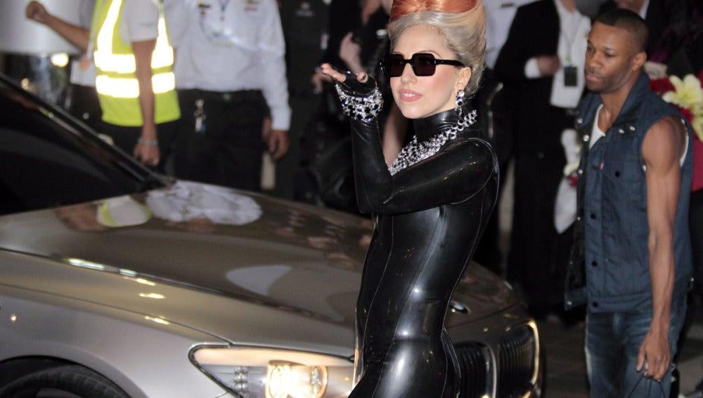 Lady Gaga en la celebración del Orgullo