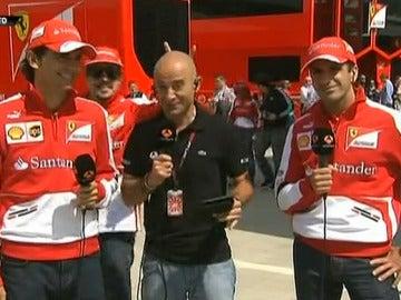 Alonso pone cuernos a Antonio Lobato