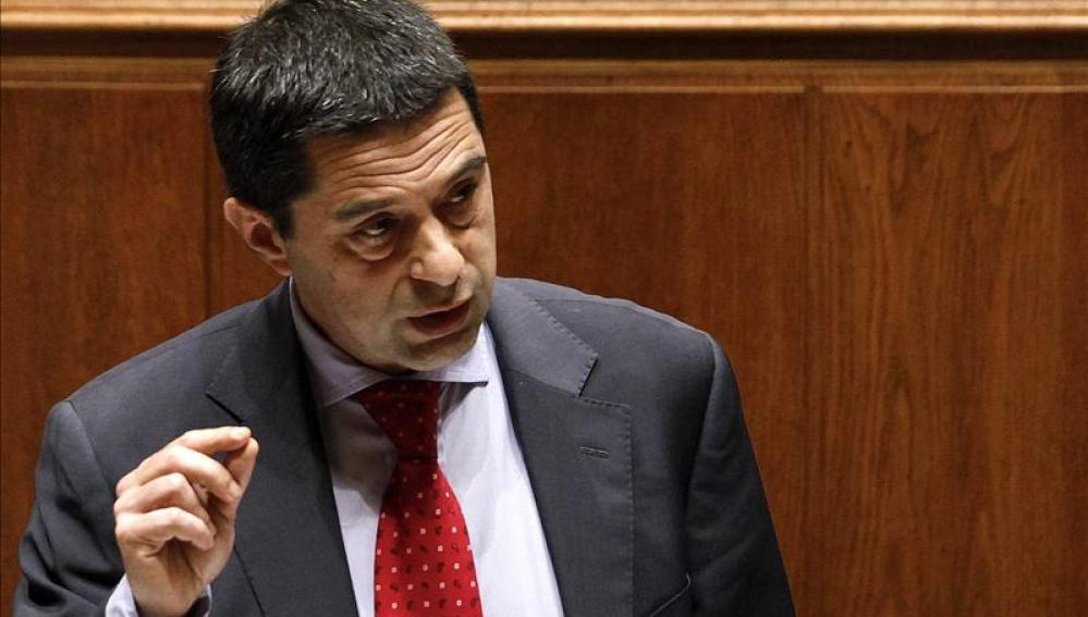 Victor Gaspar, exministro de Finanzas luso