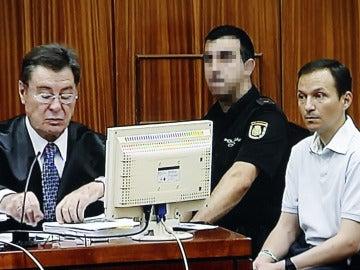 José Bretón ante la declaración de los forenses