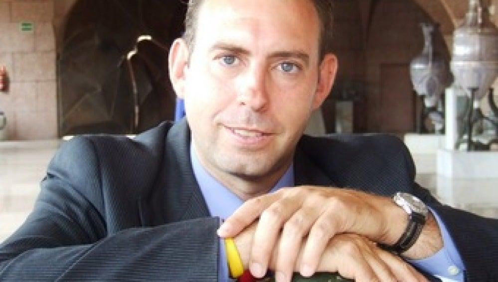 José Antonio Rodríguez, alcalde de Jun