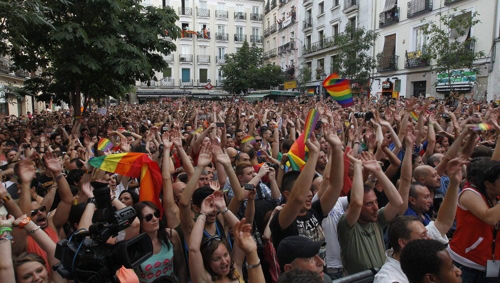 Fiestas Orgullo Gay 2013