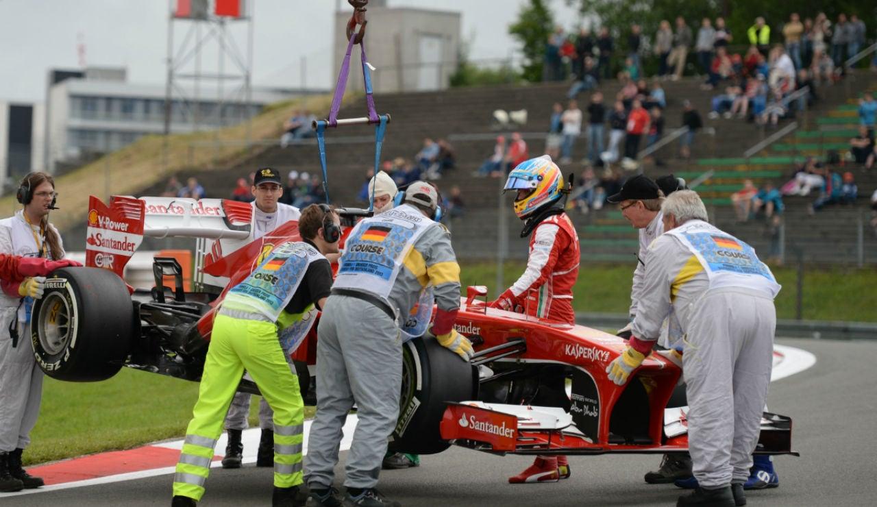 Problemas de Alonso en los Libres