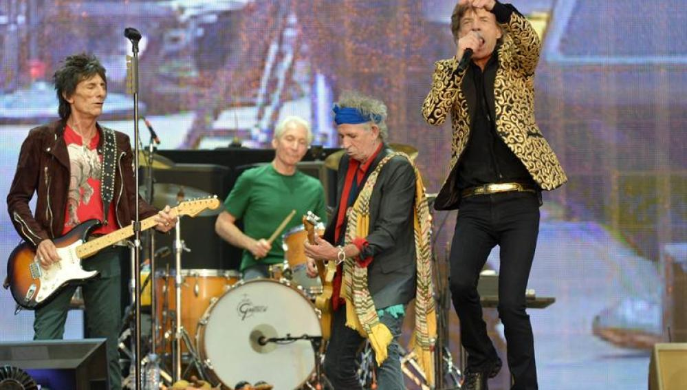 Concierto de los Rolling en Hyde Park
