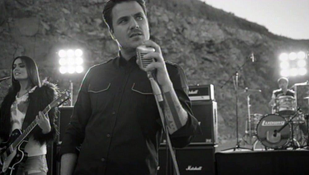 Dani Martín estrena el videoclip de su nuevo single 'Cero'