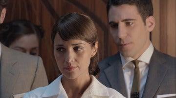 Paula Echevarría (Ana) y Miguel Ángel SIlvestre (Alberto)