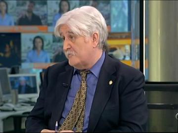 Antonio García Pablos, catedrático de Derecho Penal