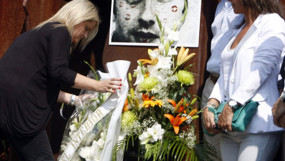 Homenaje a Miguel Ángel Blanco en 2013