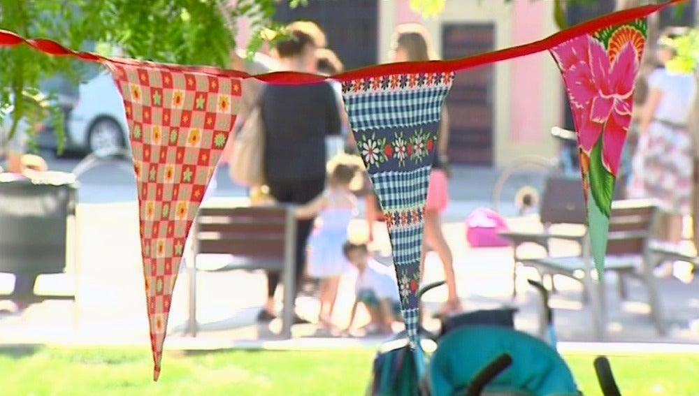 El Ayuntamiento de Barcelona multa con hasta 250 euros las fiestas infantiles en los parques