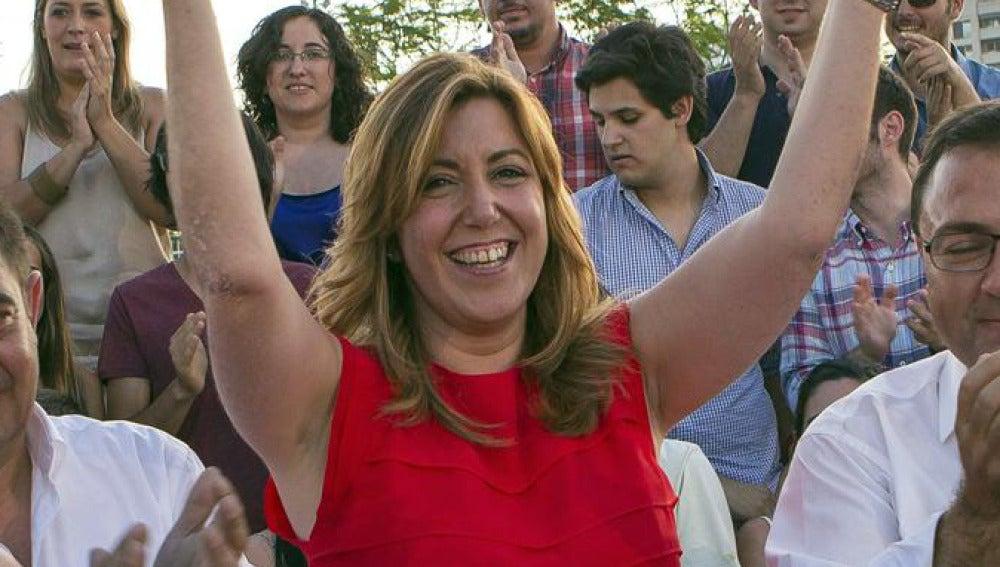 Susana Díaz, única candidata a las primarias